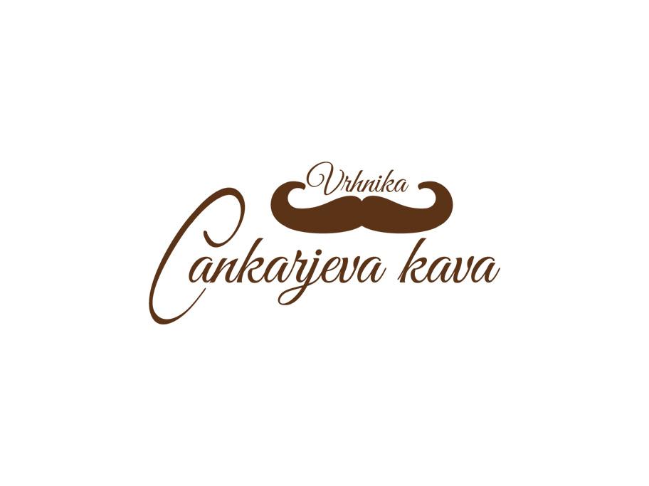 Cankarjeva kava- logotip